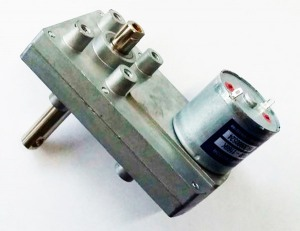 Gear Motor for the B-120